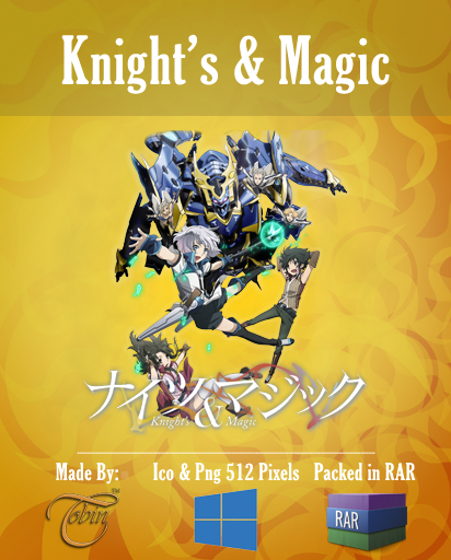 Anime Knights Magic