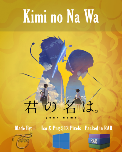 Anime Icon Folder By Tobinami On DeviantArt