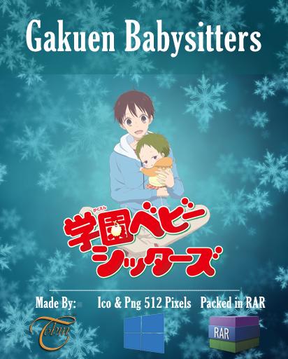 Anime Icon Folder By Tobinami On