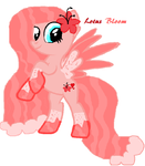 Lotus Bloom- Ocean-Pony OC