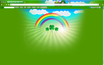 St. Patrick's Day Chrome Theme by brandthunder