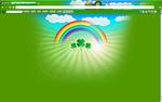 St. Patrick's Day Chrome Theme by brandthunder