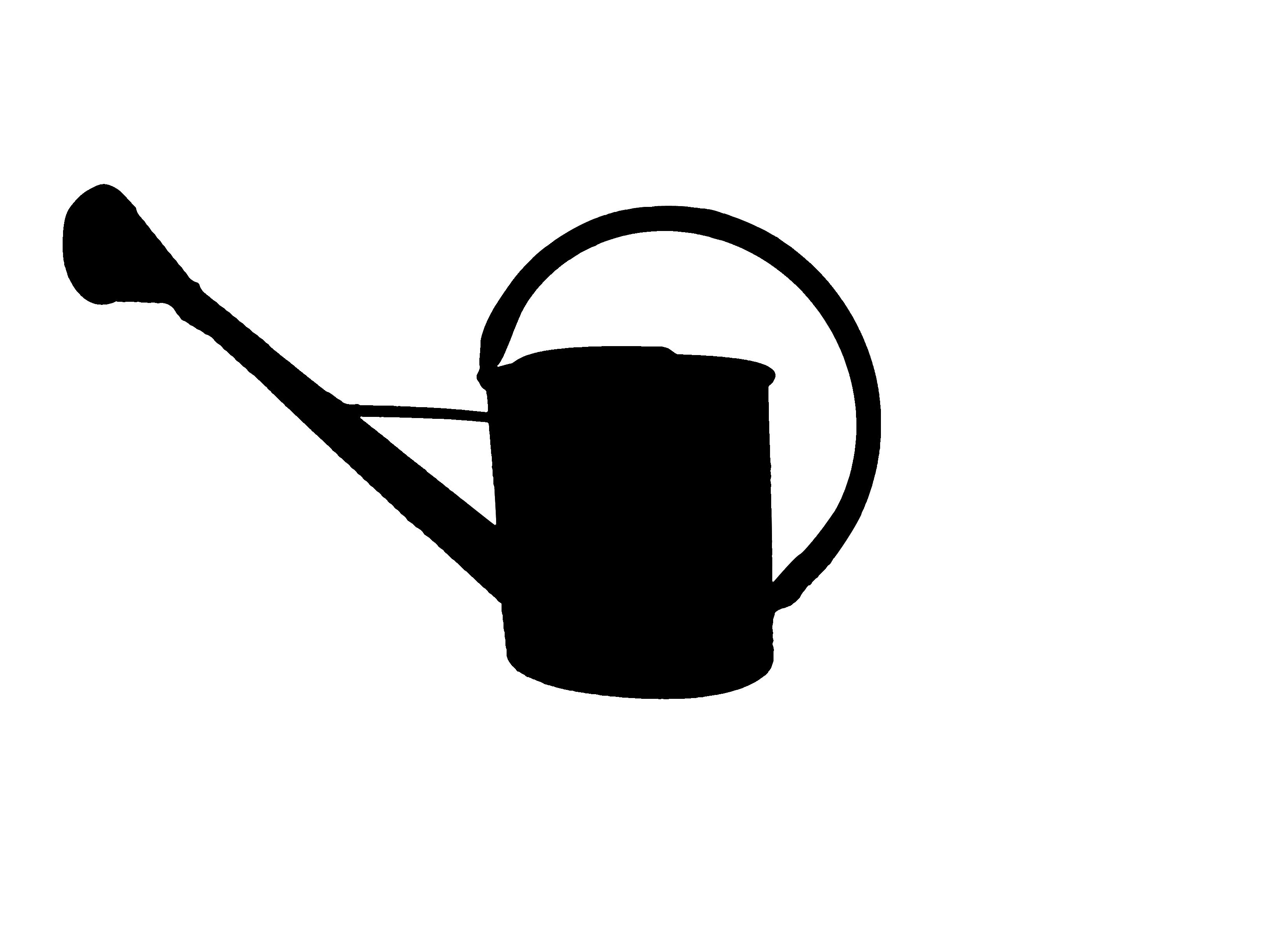 Watering Can Vector by ekamanganese
