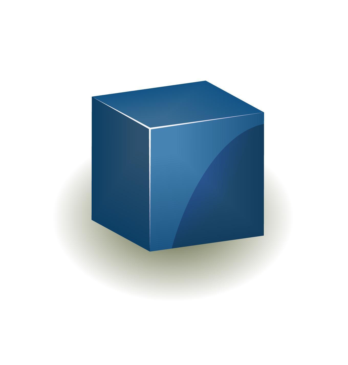 Cube Icon by ekamanganese