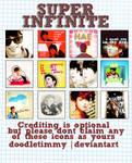 Super Infinite Icons