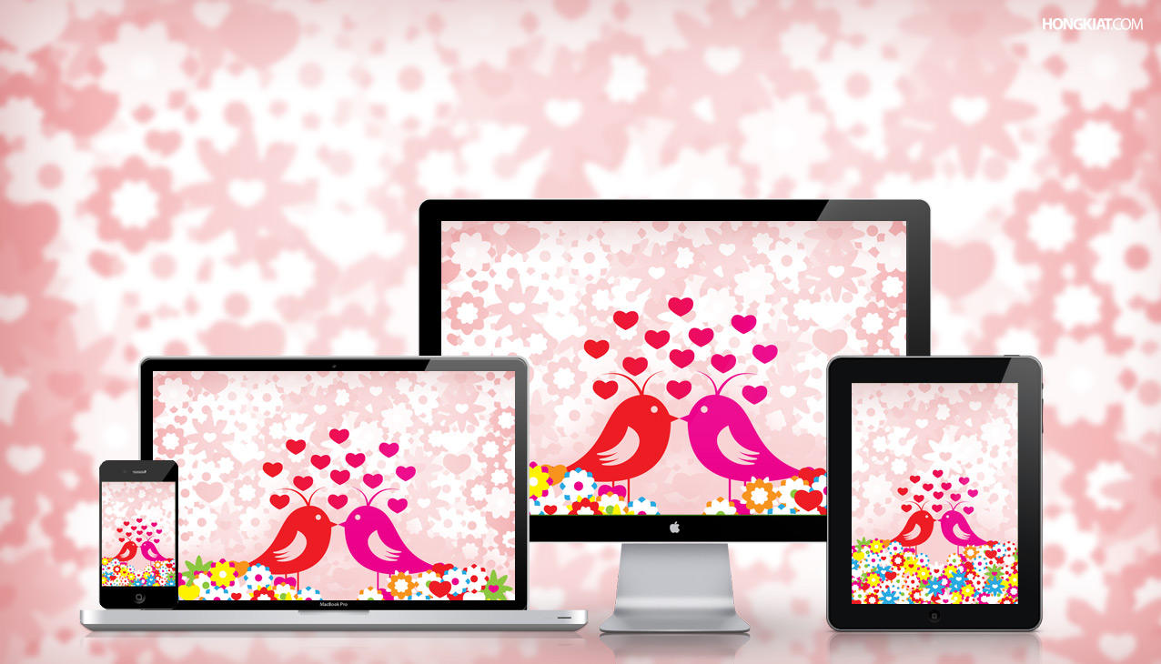 St. Valentines Wallpaper by hongkiat