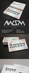 [FREE] Artsy Business Card by KaixerGroup
