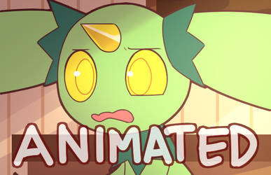 Maractus animation by mien-soup