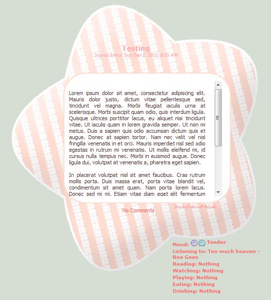 Star Journal [FREE] by SakuraMelodii