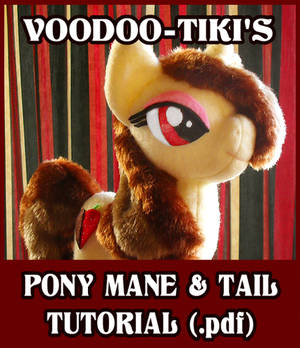 Pony Mane and Tail Tutorial