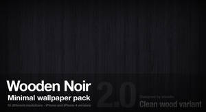 Wooden Noir 2.0 - Clean Wood by shod4n