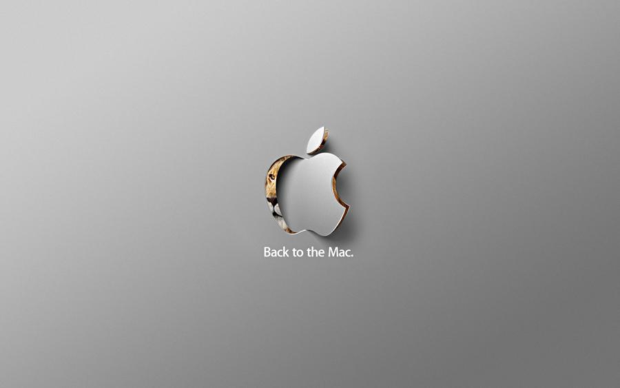 Mac OS X Lion - Back to Mac by shod4n