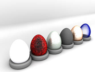C4D Easter Matpack by wiirus