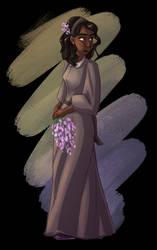 subdued princess