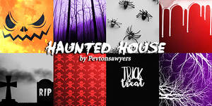 Haunted House by pevtonsawyers