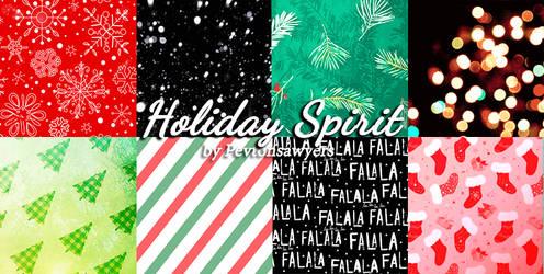 Holiday Spirit by pevtonsawyer