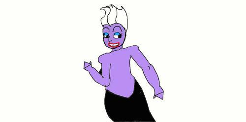 Hella crappy Ursula