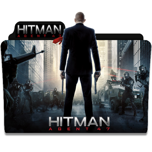 Hitman Agent 47 Folder Icon By Ahmedelamrosy On Deviantart