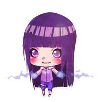 Chibi Hinata Animation by YukiHyo