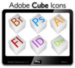 Adobe Cube Icons