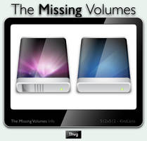 The Missing Volumes by Thvg