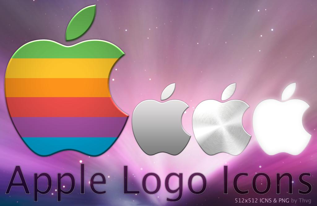Apple Logo Icons by Thvg on DeviantArt