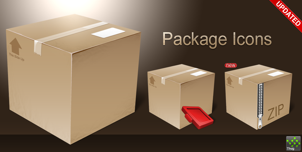 Package Icons by Thvg