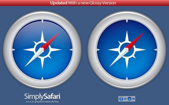 Simply Safari Icon