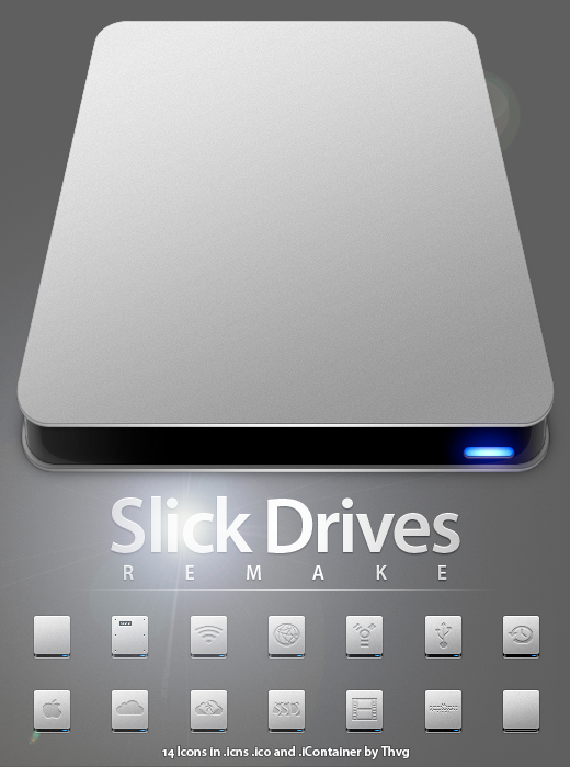 Slick Drives Remake by Thvg