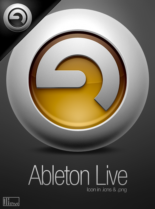 Ableton Live Icon