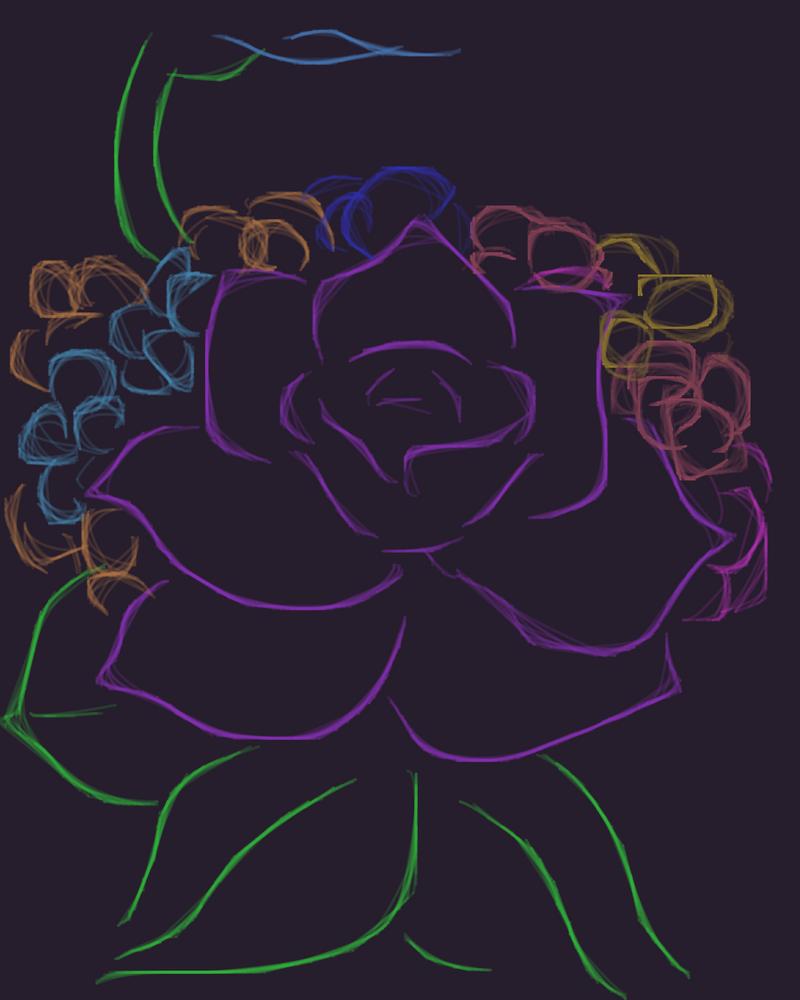 Rose by rev4559