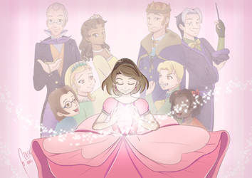Sofia the First Royal Forever tribute by Gini-Gini