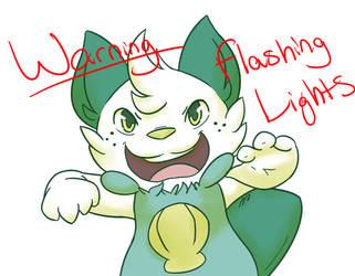 Error 404 (gif, flashing lights)