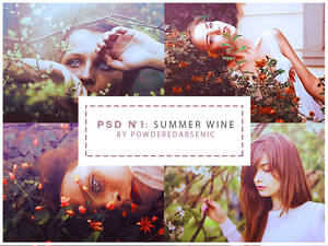 PSD 1 Summer Wine