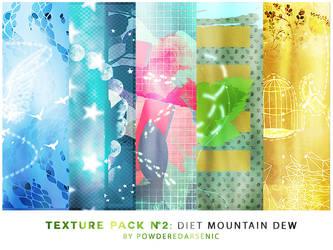 Texture Pack 2 Diet Mountain Dew