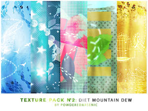 Texture Pack 2 Diet Mountain Dew