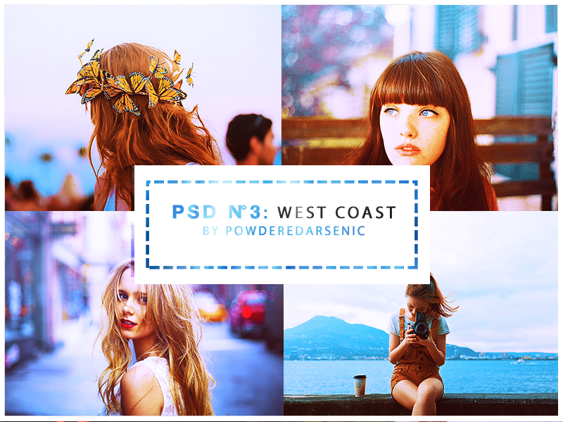 PSD 3 West Coast by PowderedArsenic