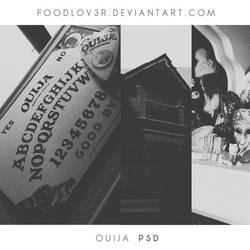 Ouija | PSD Coloring 003 by foodlov3r