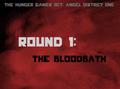 HGOCT Round 1: Bloodbath by bunnychan13