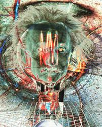 Albert Einstein by Don-Mirakl