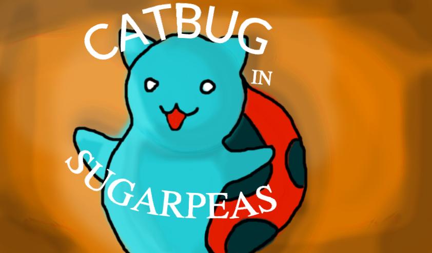 Catbug In Sugar Peas By Altrntvesktchbk On Deviantart