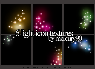 Light Icon Textures n.1 by Mercury90