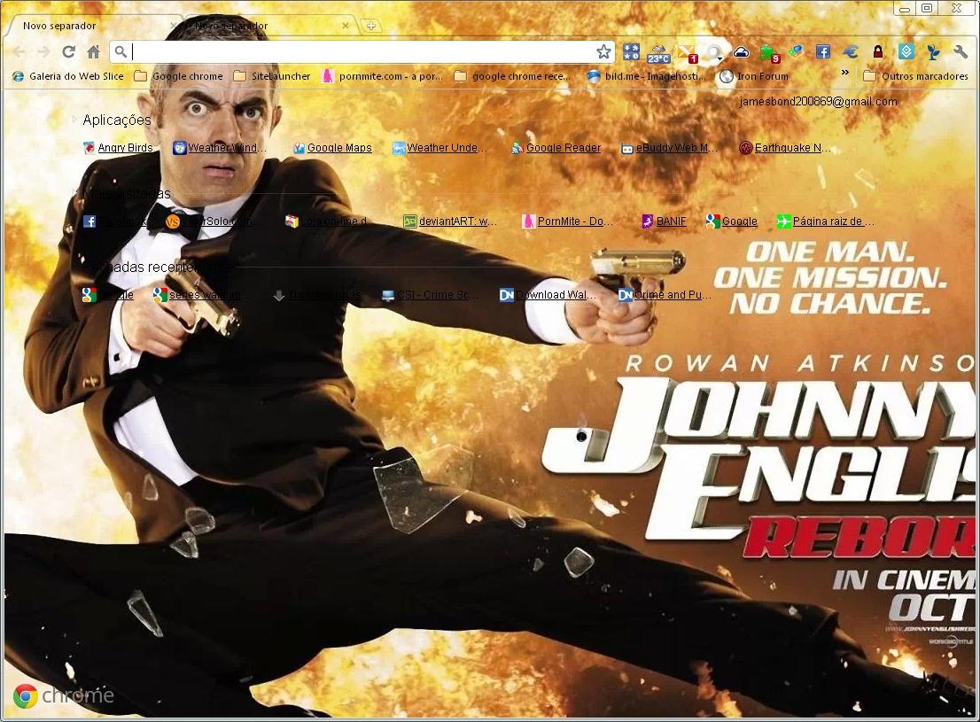 Jonhy English Reborn by SPCM2011