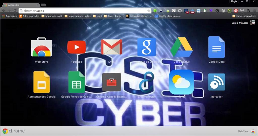 CSI Cyber by SPCM2011