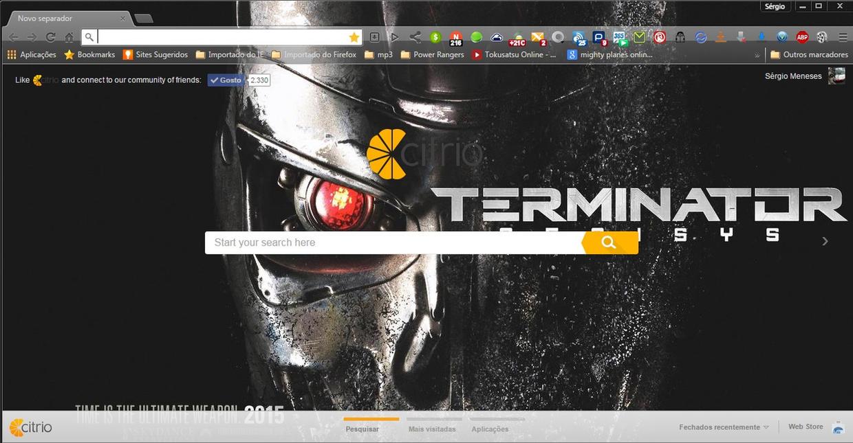 Terminator Genesis by SPCM2011