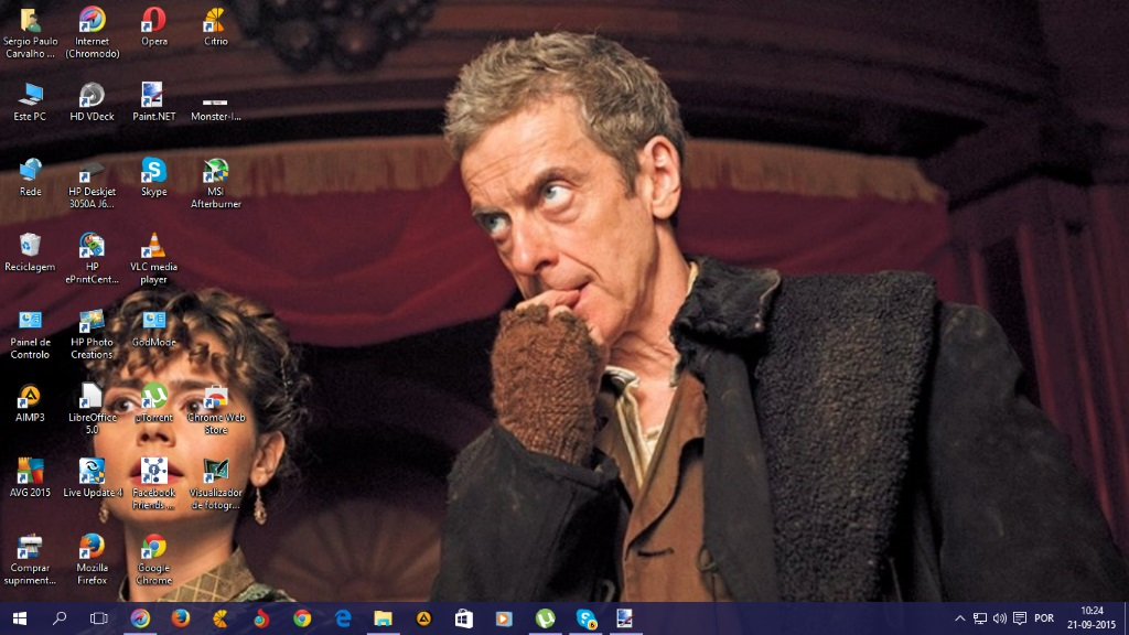 Doctor Who season 8 by SPCM2011