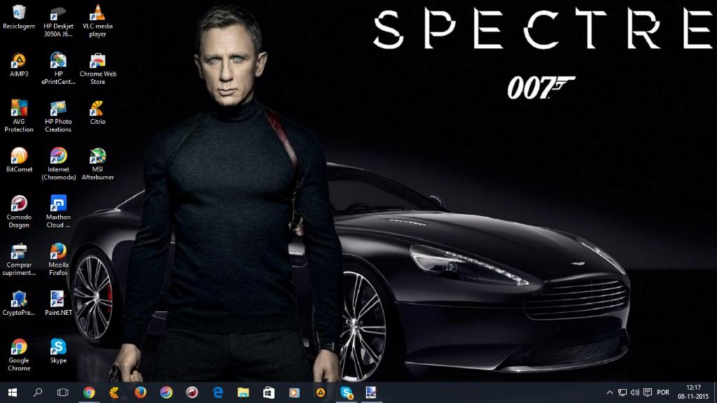 Spectre 007 by SPCM2011