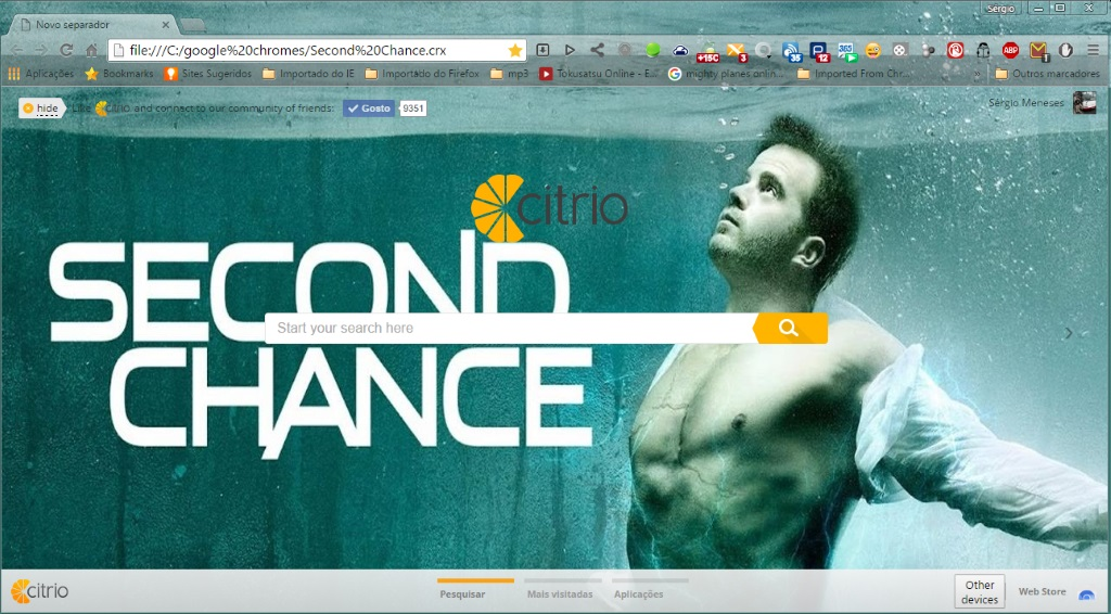 Second Chance by SPCM2011
