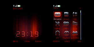 RedCarpet S40 theme for nokia by vekanoid