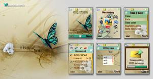 Lovelybutterfly Theme